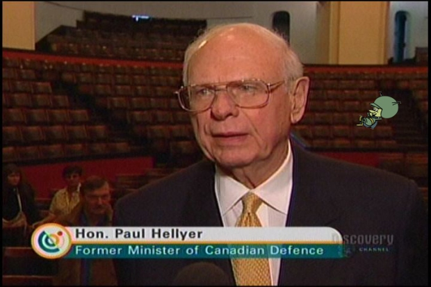 Paul Hellyer gazoo